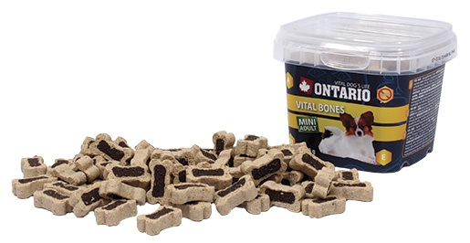 Лакомство для собак - Ontario Snack Vital Bones 100g