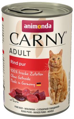 Консервы для кошек - Carny Adult Pure Beef, 400 г