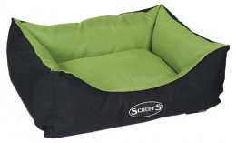 Guļvieta suņiem - Scruffs Expedition Box Bed (S), 50*40cm, lime