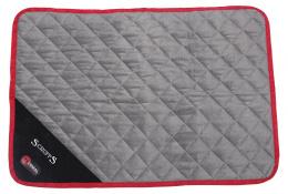 Sildoša guļvieta dzīvniekiem - Scruffs Thermal Mat (S), 75 x 52 x 1 cm, black