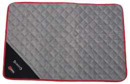 Guļvieta suņiem - Scruffs Thermal Mat (M), 90*60*1 cm, black