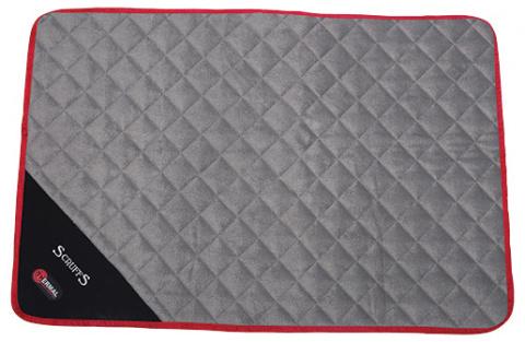 Sildoša guļvieta dzīvniekiem - Scruffs Thermal Mat (M), 90 x 60 x 1 cm, black title=