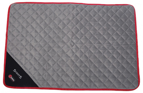 Обогревающая спальное место для животных - Scruffs Thermal Mat (L), 105*70*1 cm, black