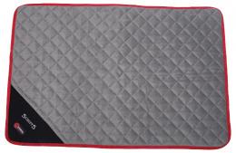 Sildoša guļvieta dzīvniekiem - Scruffs Thermal Mat (L), 105 x 70 x 1 cm, black