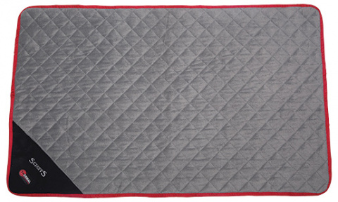 Sildoša guļvieta dzīvniekiem - Scruffs Thermal Mat (XL), 120*75*1 cm, black