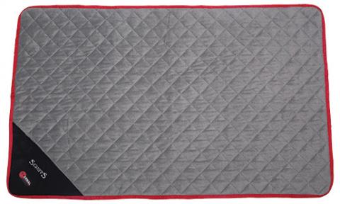 Sildoša guļvieta dzīvniekiem - Scruffs Thermal Mat (XL), 120 x 75 x 1 cm, black title=