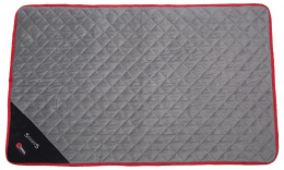 Спальное место для собак - Scruffs Thermal Mat (XL), 120*75*1 cm, black