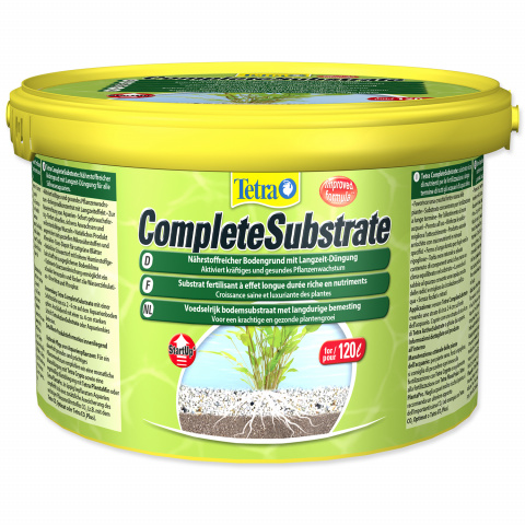 Grunts akvārijam - TETRA Plant Complete Substrate, 5 kg title=