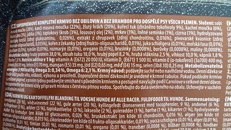 Barība suņiem - CARNILOVE Reindeer for Adult, 12kg