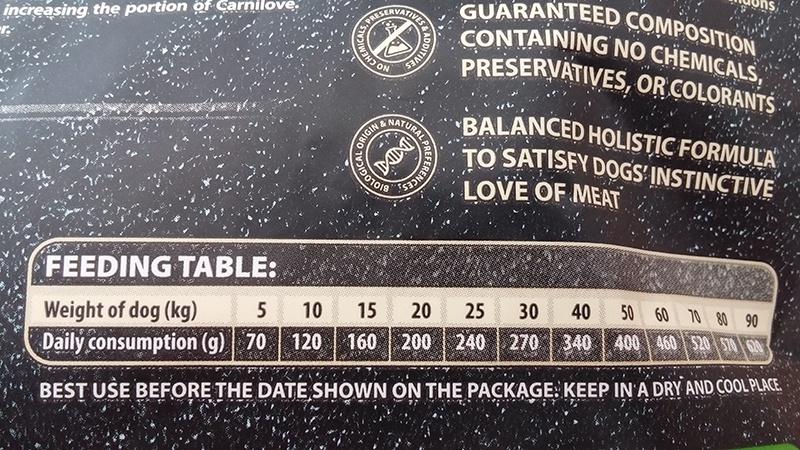 Корм для собак - CARNILOVE Duck & Pheasant for Adult, 1.5 кг