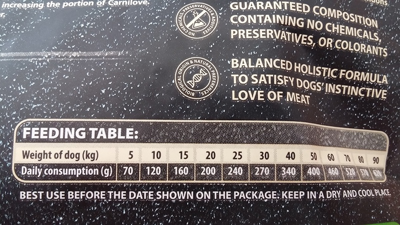 Корм для собак - CARNILOVE Duck and Pheasant for Adult, 1,5 кг