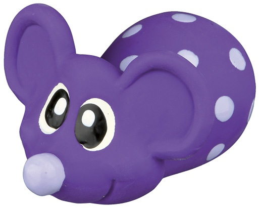 Игрушка для собак – TRIXIE Mouse, Latex, 8 см