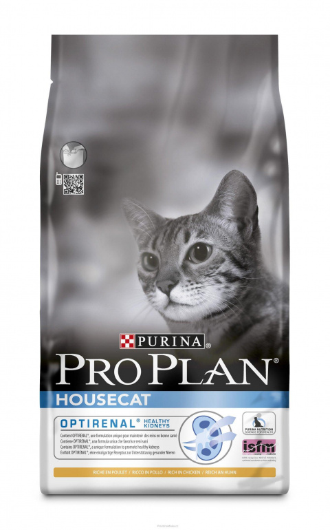 Корм для кошек - Pro Plan Cat Housecat, 1,5 кг.