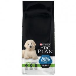 Корм для щенков - Pro Plan Large Robust Puppy Chicken, 12 кг