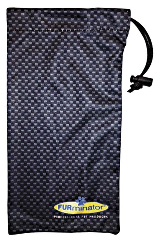 Расческа-фурминатор для собак - FURminator deShedding tool Limited Edition, для длинной шерсти, L