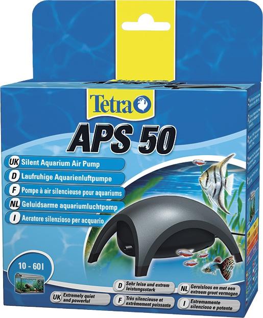 Компрессор для аквариума - Tetra Tec APS 50, черный