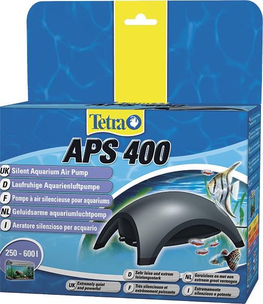Компрессор для аквариума - Tetra Tec APS 400, черный