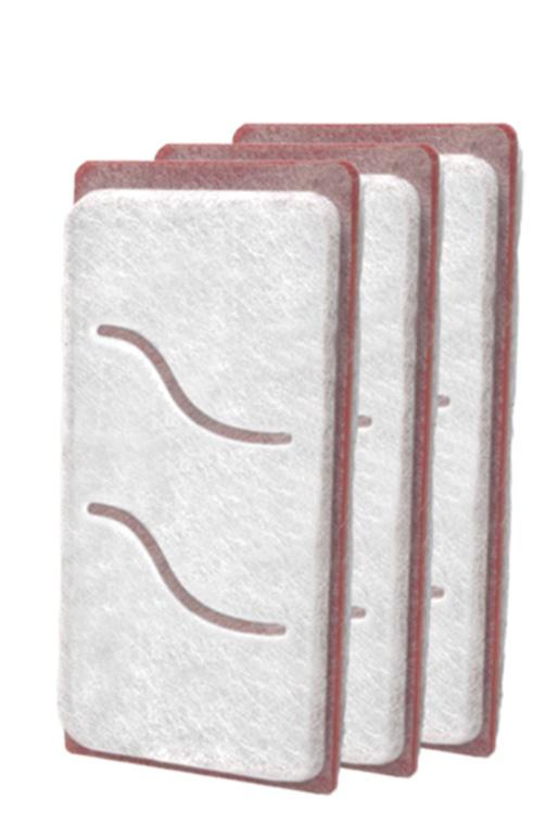 Наполнитель для фильтра - TETRA EasyCrystal FilterPack C 100 (3шт)