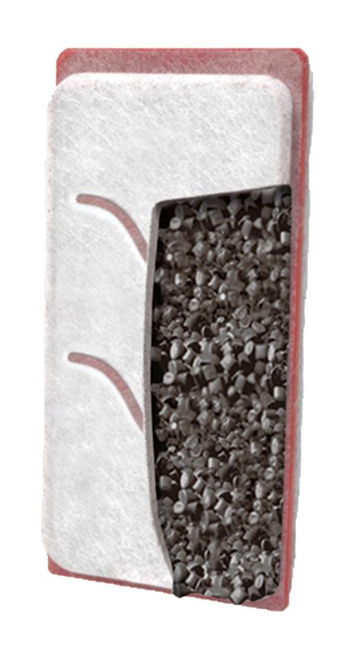 Filtru pildījums - TETRA EasyCrystal FilterPack C 100 (3gb)