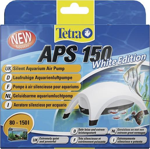 Kompresors akvārijam - Tetra Tec APS 150, balts