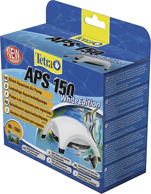 Компрессор для аквариума - Tetra Tec APS 150, белый