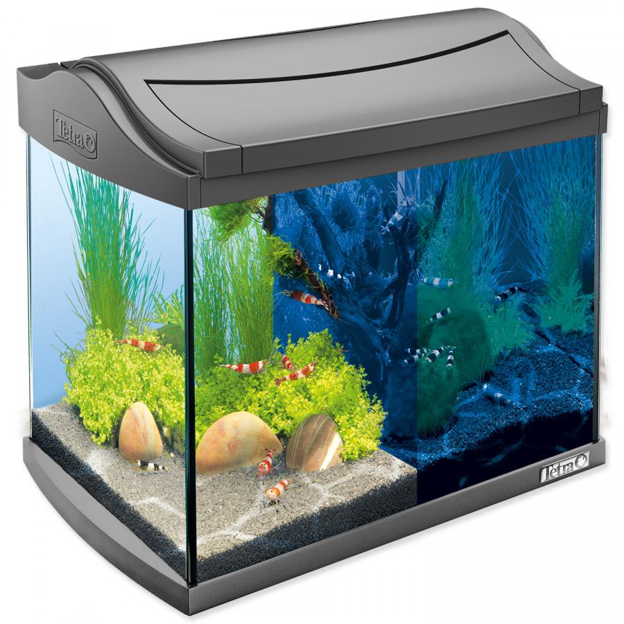 Akvārijs - TETRA Aqua Art LED 20l, black