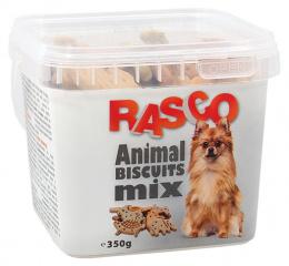 Лакомство для собак - Rasco Animal Biscuits Mix, 350 г