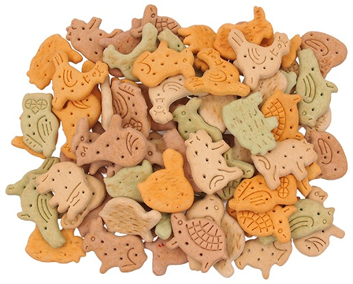 Лакомство для собак - Rasco Animal Biscuits Mix, 350 г