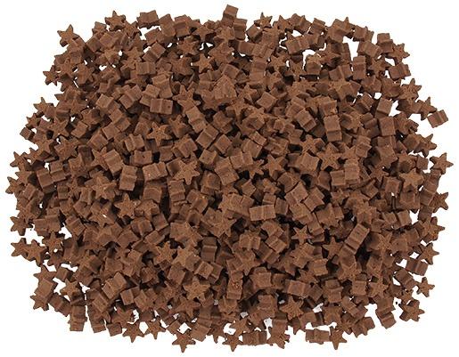 Лакомство для собак - Rasco Calcium Mini Stars, 600 г