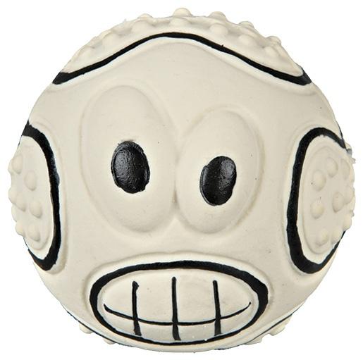 Игрушка для собак – TRIXIE Sport ball, latex, 7 см