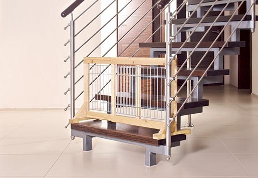 Барьер для собак – TRIXIE Dog Barrier, 63–108 x 50 x 31 см