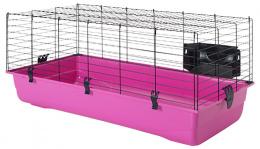 Būris grauzējiem - SAVIC Ambiente 100, 100*50*43cm, krāsa - melna