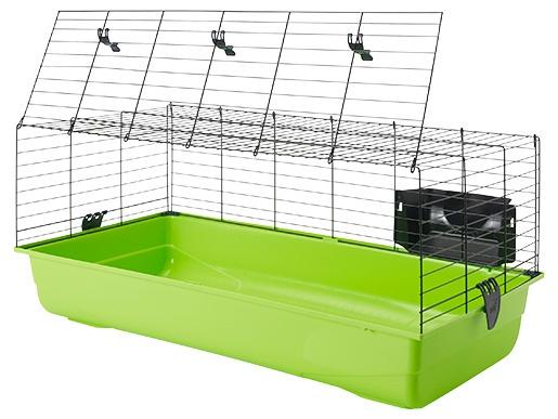 Клетка для грызунов - SAVIC Ambiente 100, 100*50*43см, цвет - черный