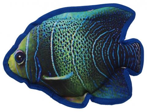 Игрушка для собак - Dog Fantasy Textile Fish, 23 cm