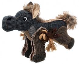 Игрушка для собак - Dog Fantasy Textile Horse, 33 cm