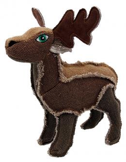 Игрушка для собак - Dog Fantasy Textile Deer, 25 cm