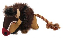 Игрушка для собак - Dog Fantasy Textile Buffalo, 33 cm