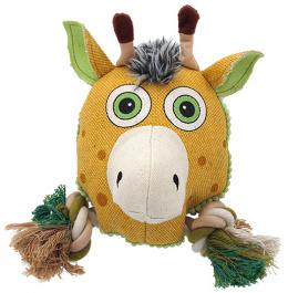 Игрушка для собак - Dog Fantasy Textile Deer, 20 cm