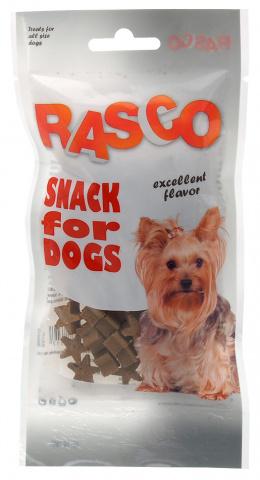 Gardums suņiem – Rasco Poultry Mini Stars, 50 g