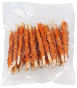 Лакомство для собак - Rasco Buffalo sticks with chicken, M, 500 г