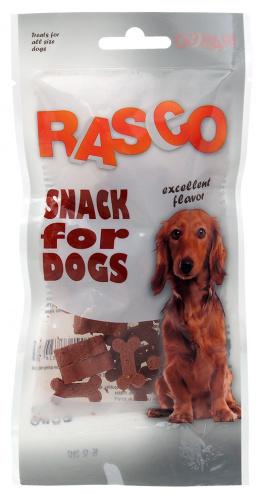 Лакомство для собак - Rasco Bone with ham, 50 г