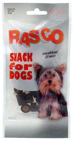 Лакомство для собак - Rasco Rings with poultry, 50 г
