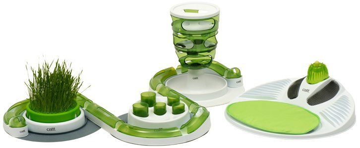 Игрушка для кошек - CAT IT Design Senses Super Circuit 2.0, green