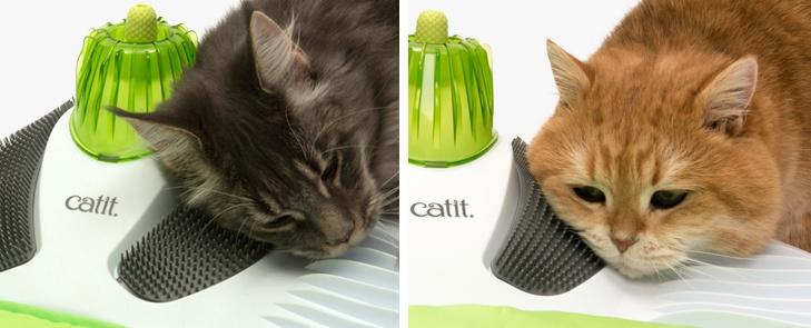 Rotaļlieta kaķiem - CAT IT Design Senses Wellness Center 2.0, green