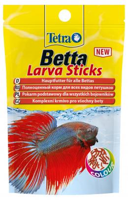 Корм для рыбок - Tetra Betta Larva Sticks 5 g