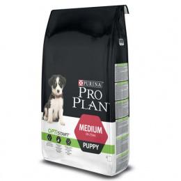 Корм для щенков - Pro Plan Medium Puppy Chicken, 12 кг