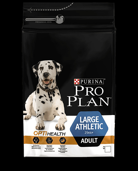 Корм для собак - Pro Plan Large Athletic Adult Chicken, 14 кг