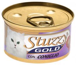 Консервы для кошек - Stuzzy Cat Gold, с мясом кролика 85g