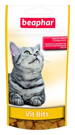 Лакомство для кошек - Beaphar Vit-Bits, 35 г