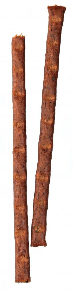 Gardums kaķiem - Premio Quadro-Sticks anti-hairbal, ar jēra gaļu un tītaru  4*5 gr